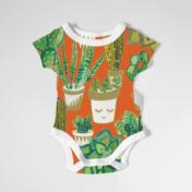 cactus, plant, nature, baby, clothing