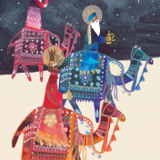 three kings, christmas, bethlehem, star of david