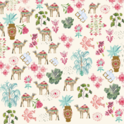 camel, licensing, moroccan, pattern
