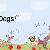 Marney's mix up, squirrels, kidslit, publishing, childrens book publishing, autumn, picture books